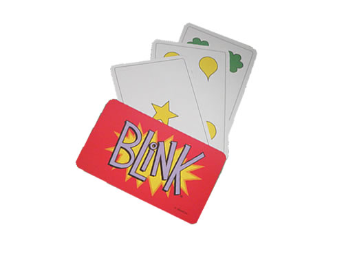 Blink Card Game Rules Instructions